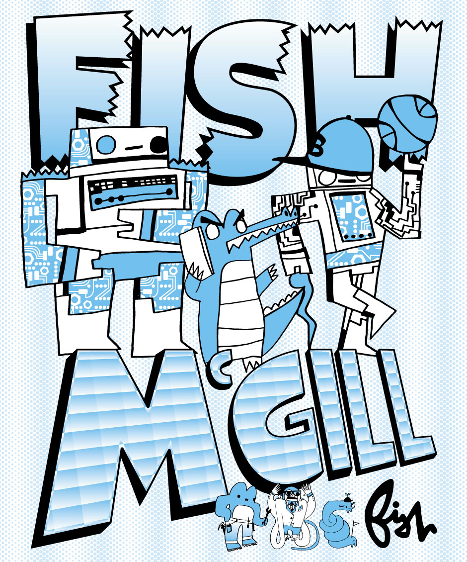 FishMcGill_Studios_Poster